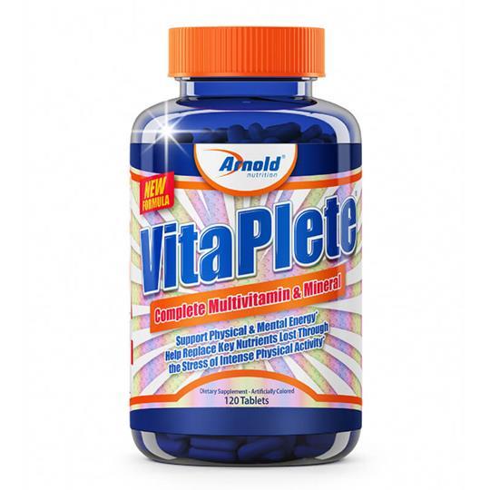 VitaPlete (120tabs) Arnold Nutrition