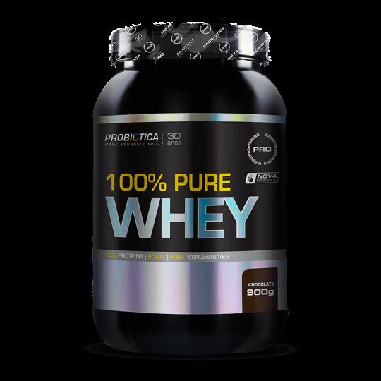 100% Pure Whey (900g) Probiótica