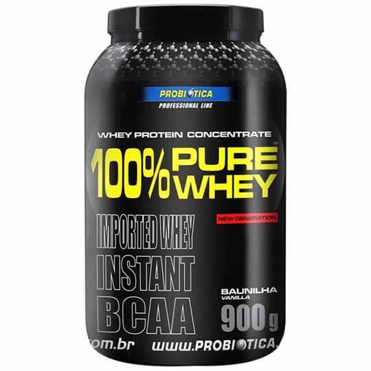 PROMO 100% Pure Whey Protein (900g) - Probiótica
