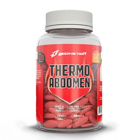 Thermo Abdomen (120tabs) Body Action
