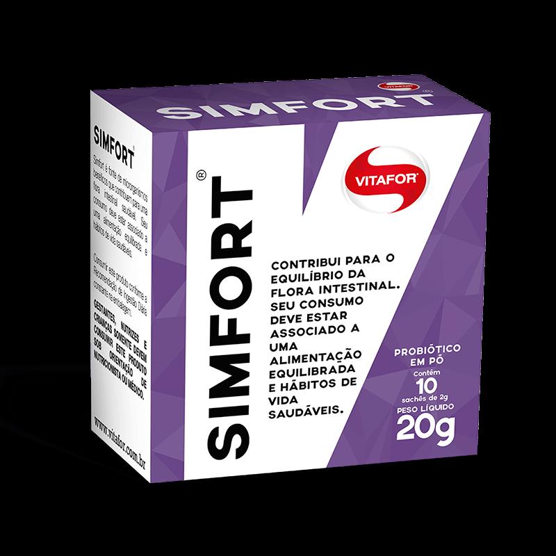 Simfort (10 sachês) Vitafor