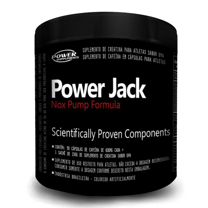 Power Jack (30 doses) Power Supplements