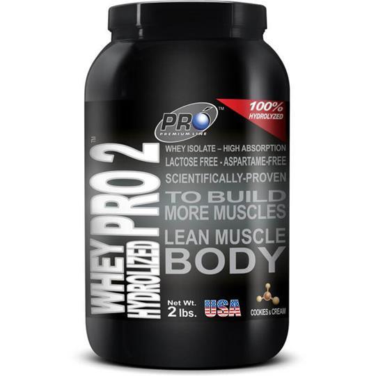 Whey Pro 2 Hydrolized (908g) Probiótica