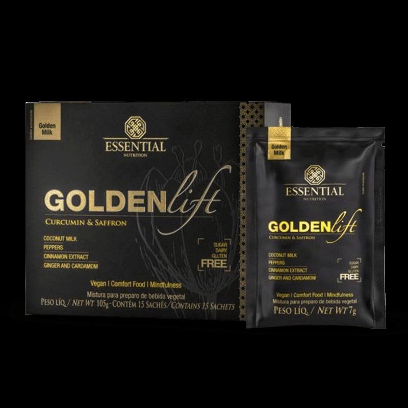 Golden Lift ( 15 Sachês de 7g) Essential Nutrition