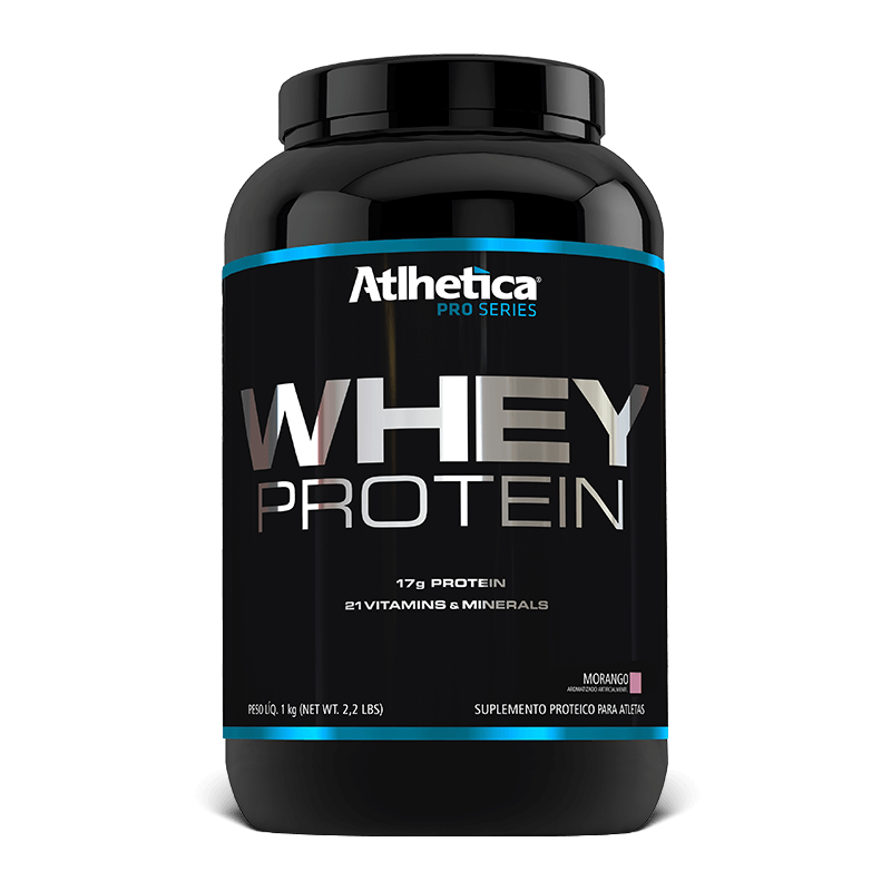 Whey Protein (1kg) Atlhetica Nutrition