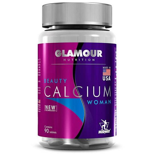 Beauty Calcim Woman (90tabs) Glamour Nutrition
