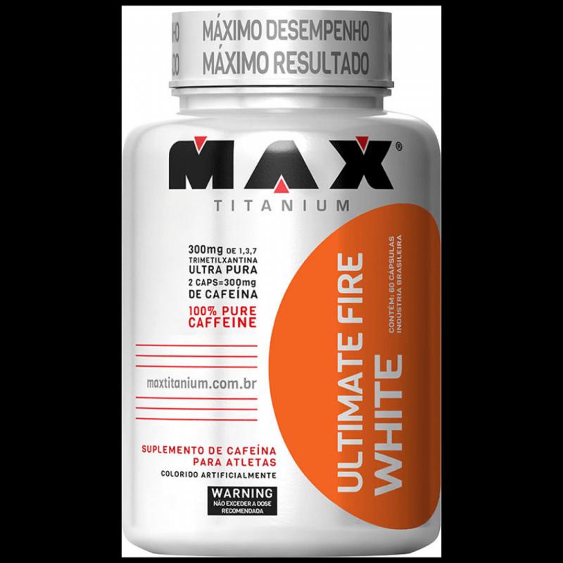 Ultimate Fire White (120caps) Max Titanium