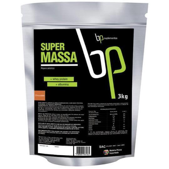 Super Massa BP (3kg) - BP Suplementos