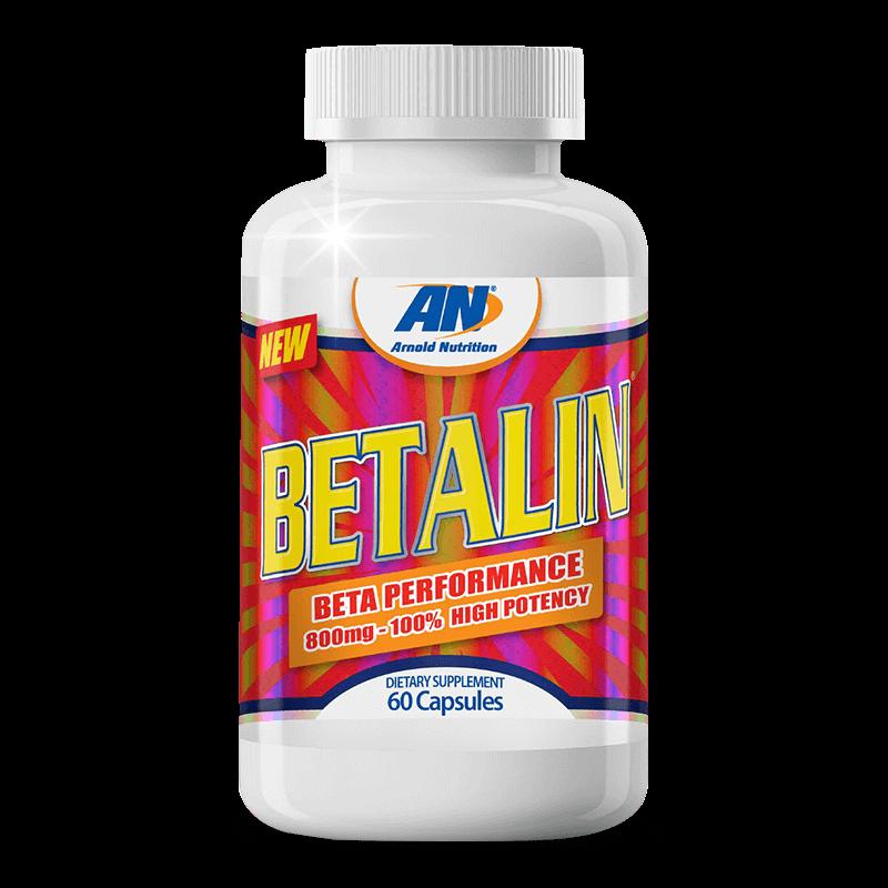 Betalin (60tabs) Arnold Nutrition