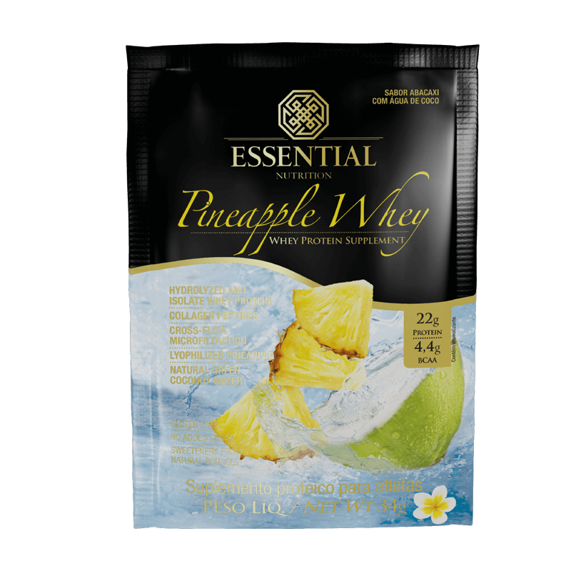 Pineapple Whey (Sachê de 30g) Essential Nutrition