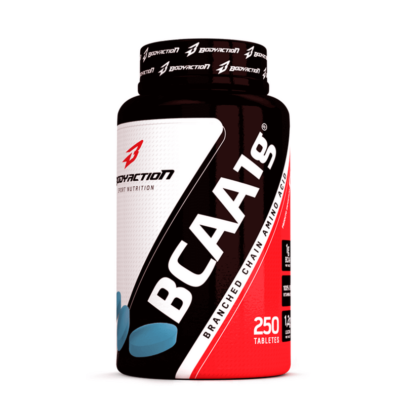 BCAA 1g (250tabs) Body Action