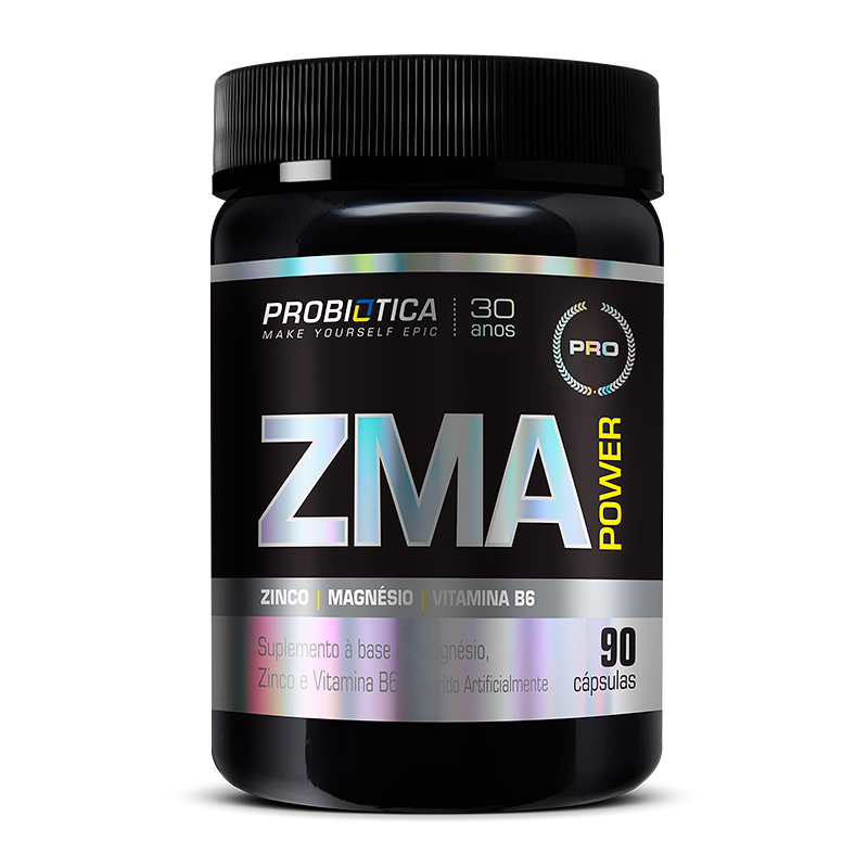 ZMA Power (90caps) Probiótica