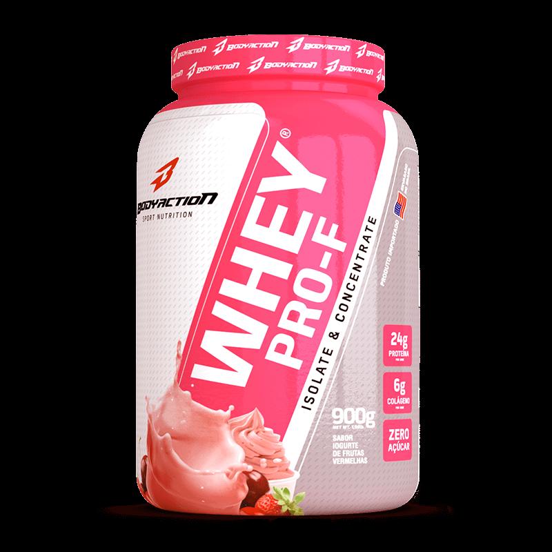 Whey Pro-F (900g) Body Action-Chocolate