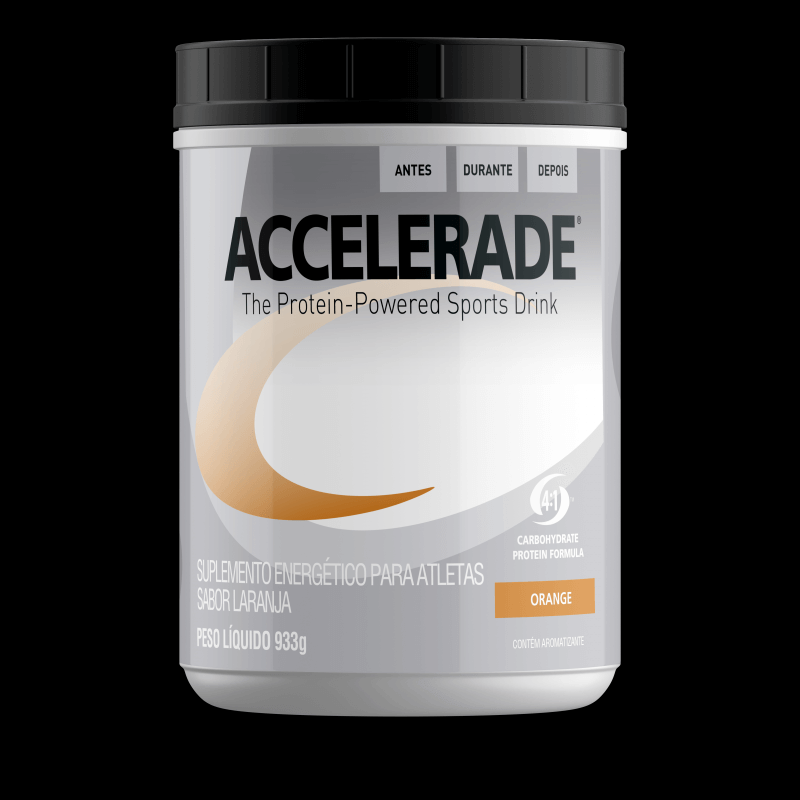 Accelerade (933g) Pacific Health-Mountain Berry (Framboesa)