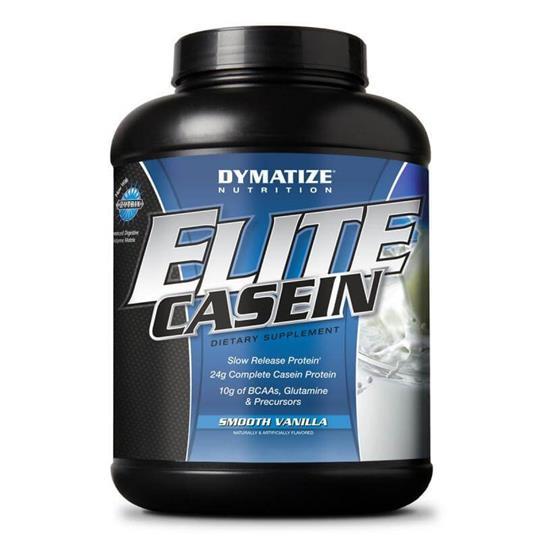 Elite Casein (1800g) Dymatize-Cookies