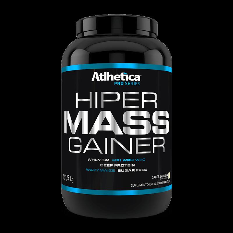 Hiper Mass Gainer (1 5kg) Atlhetica Nutrition