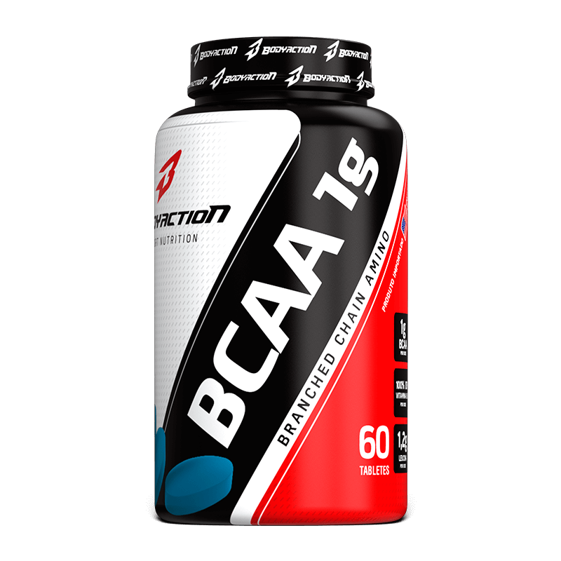 BCAA 1g (60tabs) Body Action