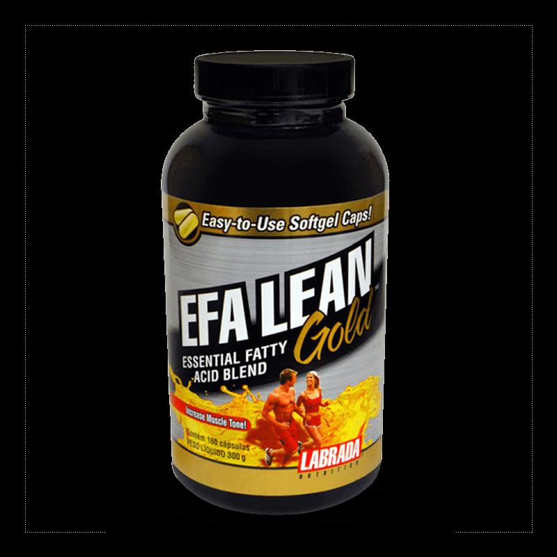 EFA Lean Gold (180caps) Labrada