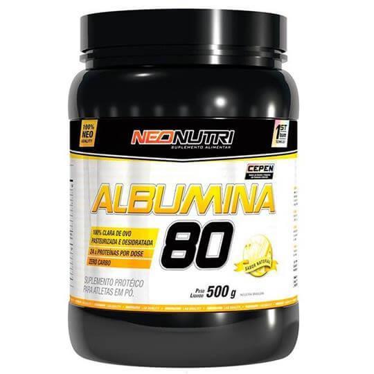 Albumina 80 (500g) - Neo Nutri
