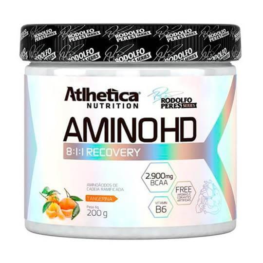 Amino HD 8:1:1 Recovery (200g) - Atlhetica | LIQUIDAÇÃO