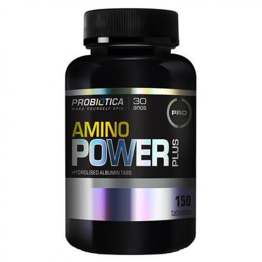 Amino Power Plus (150tabs) - Probiótica