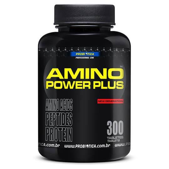 Amino Power Plus (300tabs) - Probiótica
