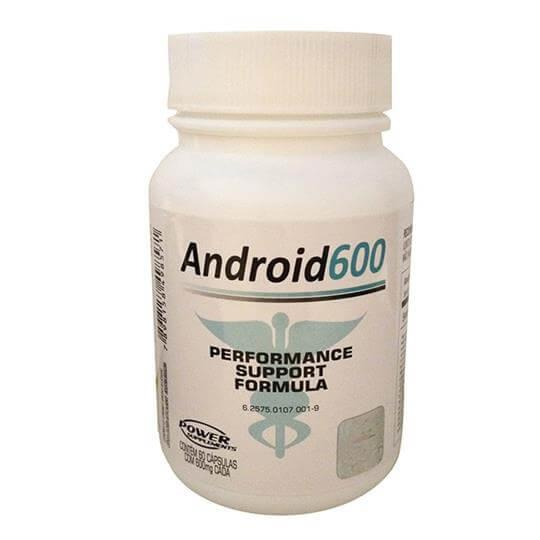 Android 600 (60caps) - Power Supplements