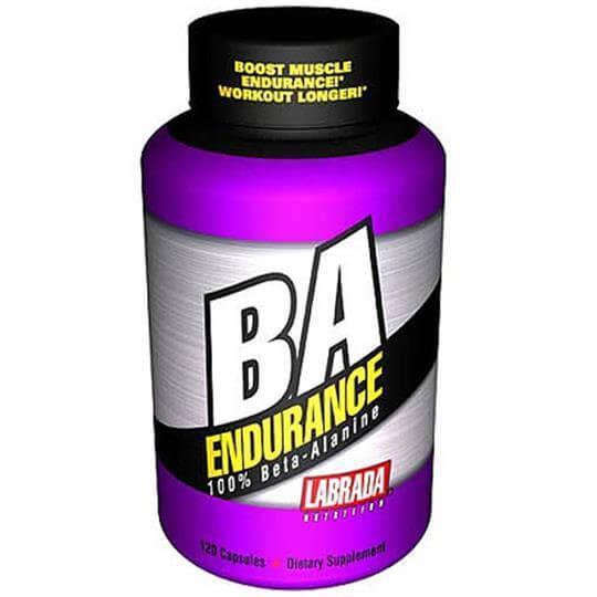 BA Endurance (120caps) - Labrada Nutrition