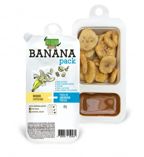 Banana Pack Protein 46 - Eat Clean