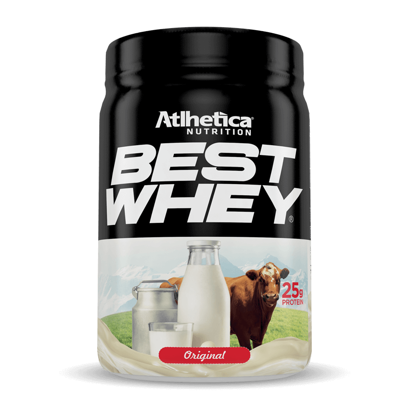 Best Whey Original (450g) Atlhetica Nutrition