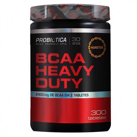 BCAA 2400mg Heavy Duty (300tabs) - Probiótica