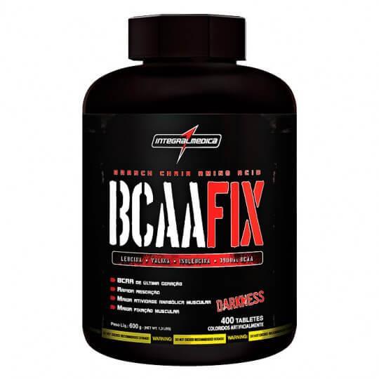 BCAA Fix Darkness (400tabs) - Integralmédica