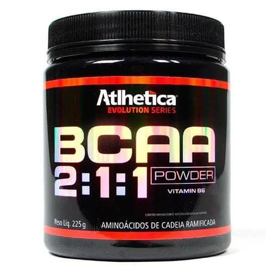 BCAA Powder 2:1:1 (225g) - Atlhetica Nutrition