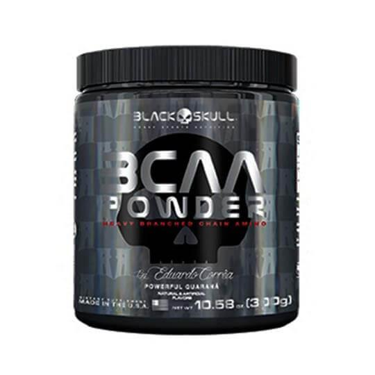 BCAA Powder (300g) (By Eduardo Corrêa) - Black Skull