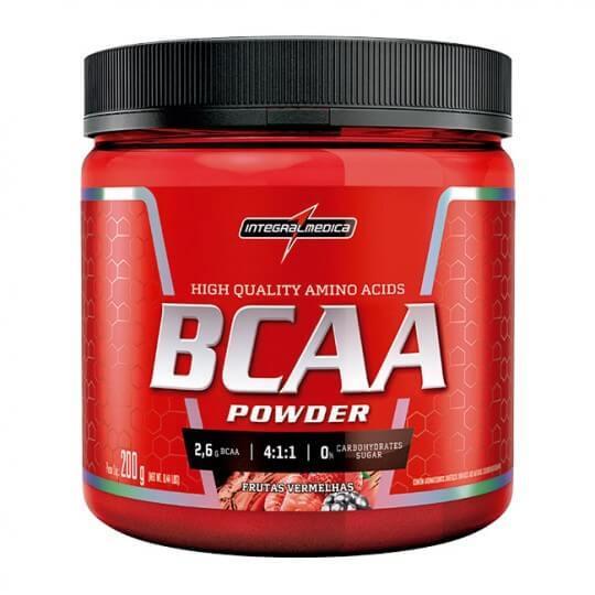 BCAA Powder 4:1:1 (200g) - Integralmédica