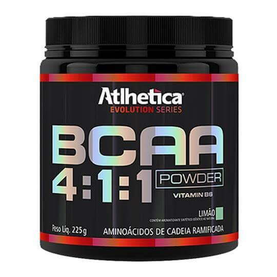 BCAA Powder 4:1:1 (225g) - Atlhetica Nutrition