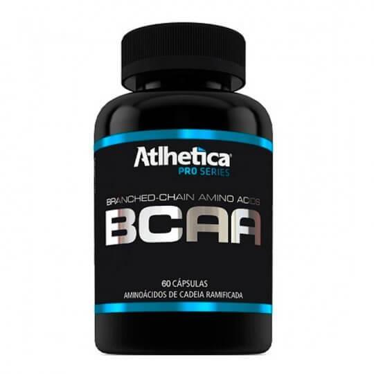 BCAA Pro Series (60caps) - Atlhetica Nutrition   LIQUIDAÇÃO