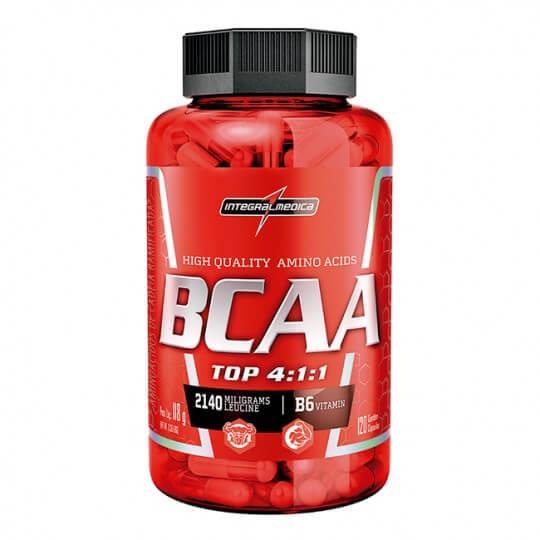 BCAA TOP 4:1:1 (120caps) - Integralmédica