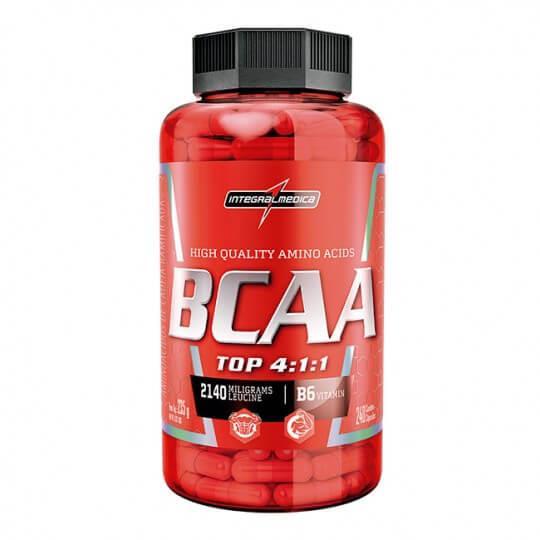 BCAA TOP 4:1:1 (240caps) - Integralmédica