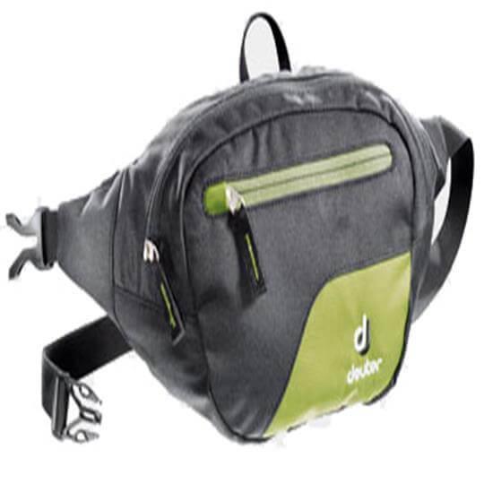 Pochete Belt II (grafite/verde) - Deuter