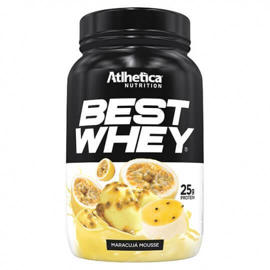Best Whey (900g) - Atlhetica Nutrition