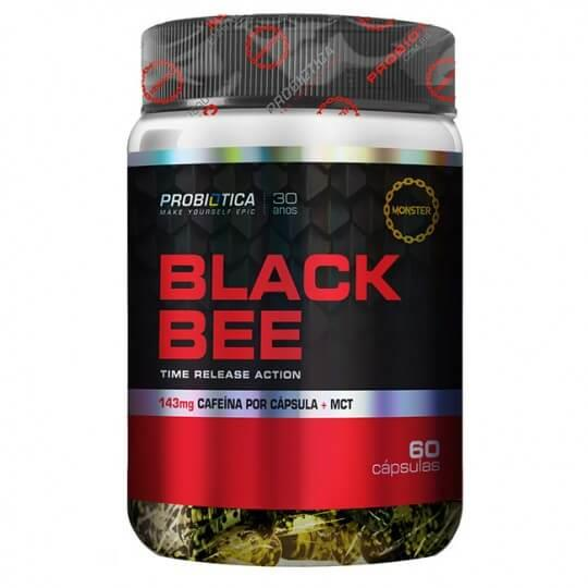 Black Bee (60caps) - Probiótica