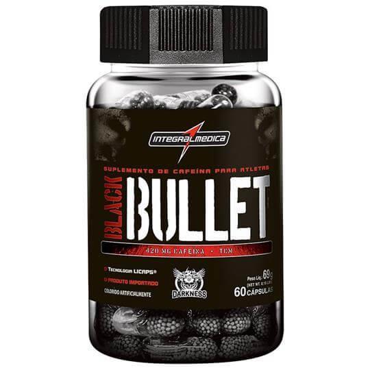 Black Bullet (60caps) - Integralmédica
