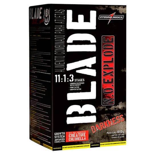 Blade NO Explode Darkness (49 Packs) - Integralmédica