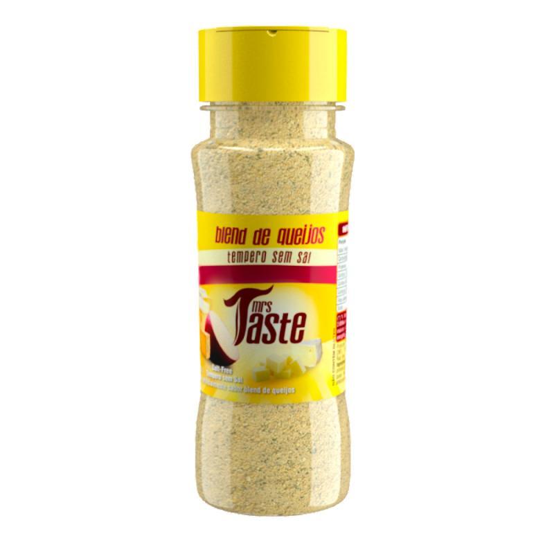Tempero Blend de Queijo (55g) Mrs. Taste