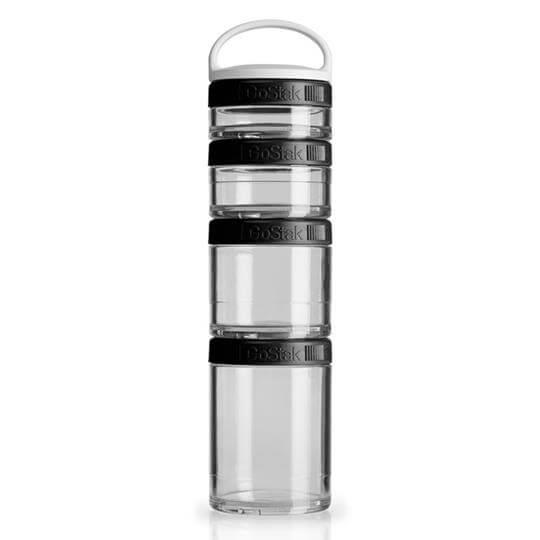 Blender Bottle GoStak (4 Packs) - Blender Bottle