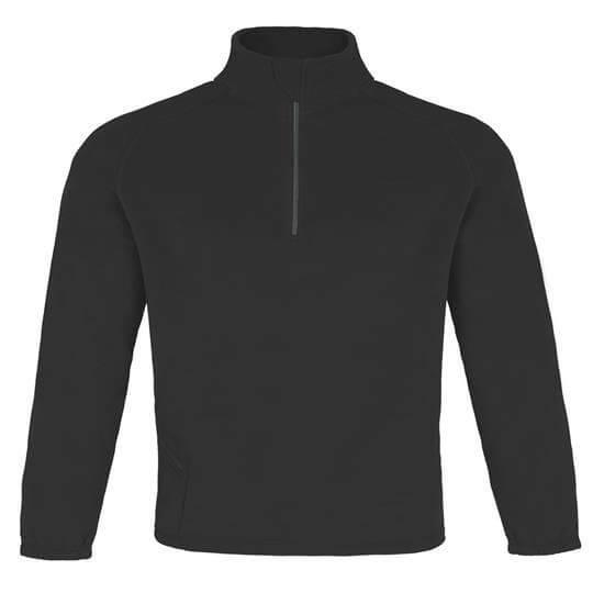 Blusa Thermo Fleece Masculina (Preto) - Curtlo