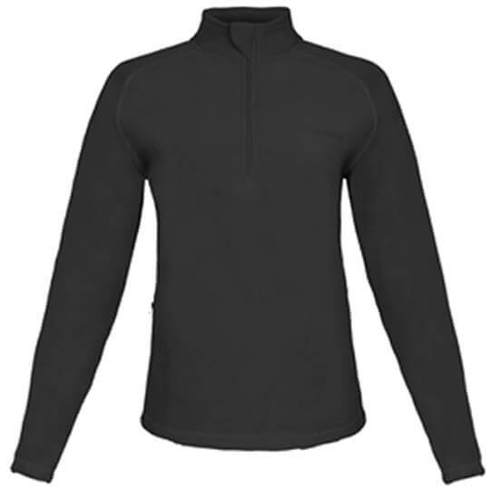 Blusa Thermo Fleece Feminina (Preto) - Curtlo