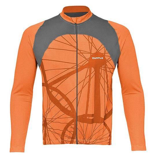 Camiseta Ciclismo Masculina Centurion ML VBK023 - Curtlo