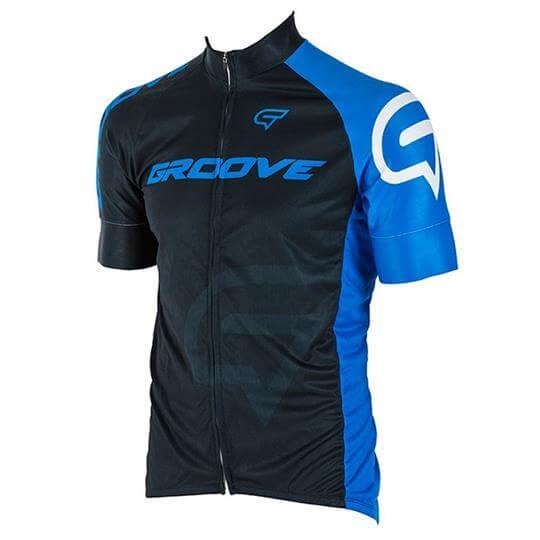 Camiseta de Ciclismo ASW Masculina - Groove